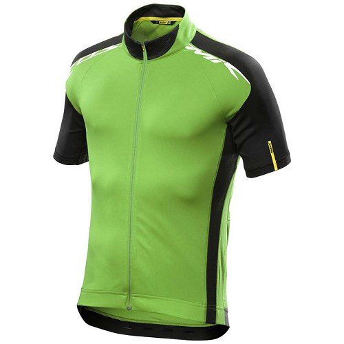 [해외][마빅] Mavic Cosmic Elite Jersey - Green