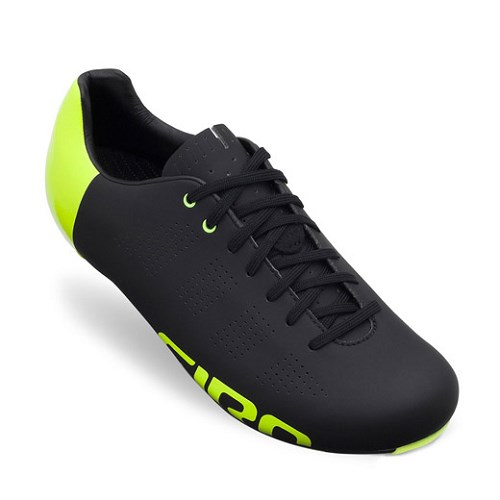 [해외][지로]Giro Empire ACC shoes - Black Yellow Fluo
