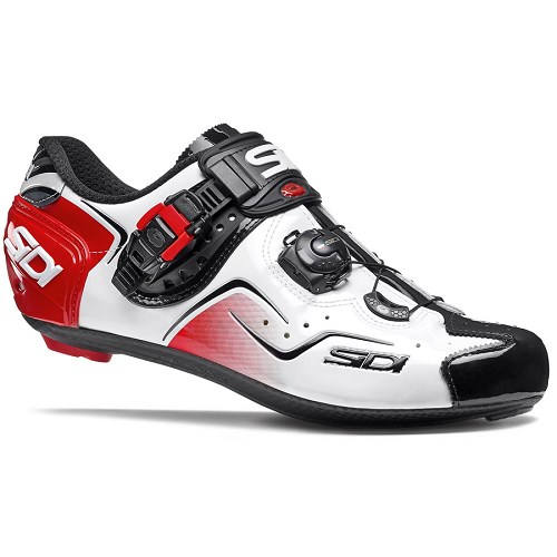 [해외][시디]Sidi Kaos Shoes - White Black Red