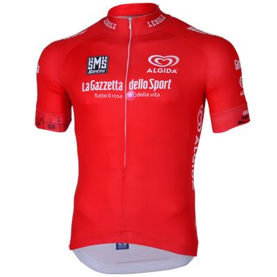 [산티니] Giro d'Italia 져지/레드(RE942005GIRS)